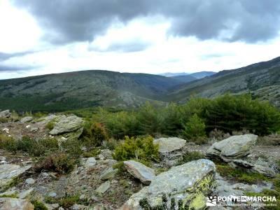 Sierra Alto Rey - Peña Mediodía; asociacion de senderismo; garganta divina;rascafria